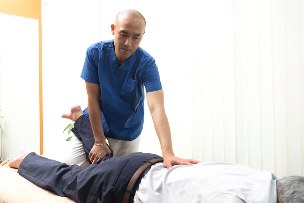 骨格・筋膜施術