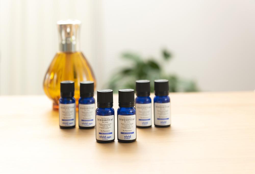 芳香療法アロマ