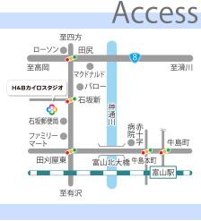 当院へのアクセス
